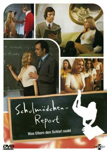 Schulmädchen-Report / The School Girls. All Episodes. 1970-1979.