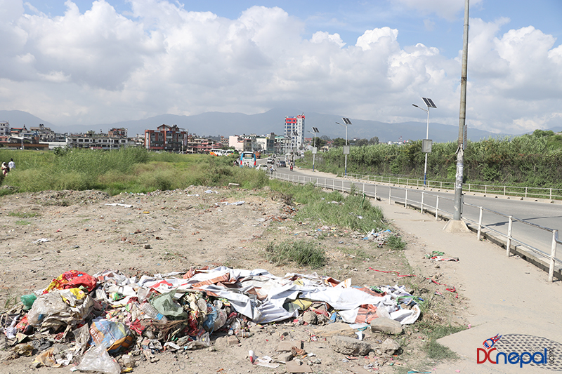 Tinkune Park After BIMSTEC  | Wastage of 65 Lakhs? 6