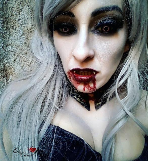 makeup-vampire