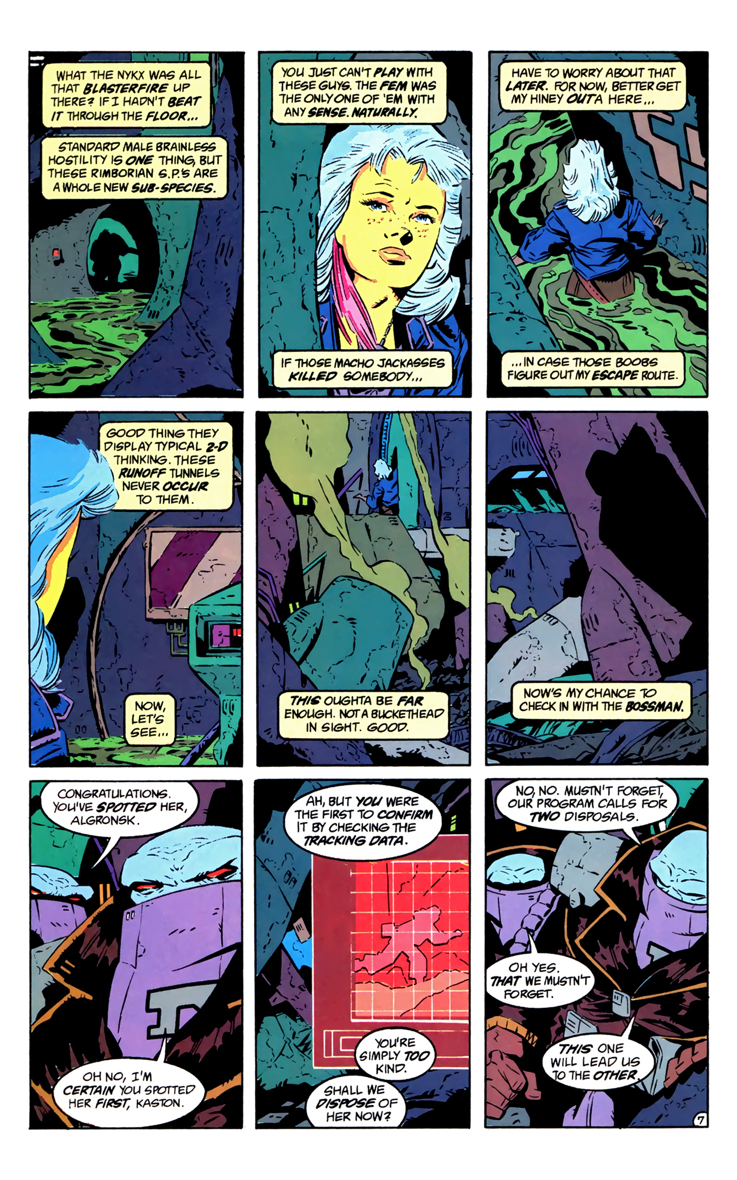 Legion of Super-Heroes (1989) 2 Page 8
