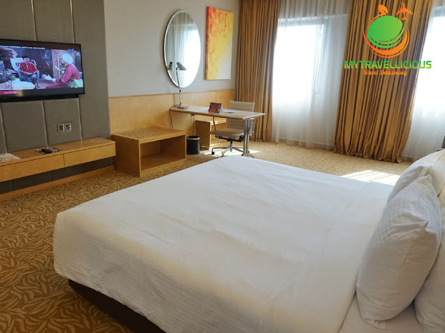 Review: Sunway Putra Hotel | Deluxe Double Room | Kuala