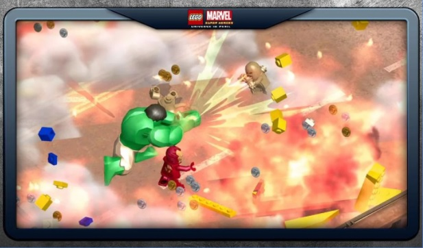 download lego marvel super hero for android