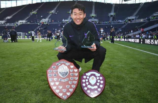 """Son Heung-min xuất sắc nhất Tottenham: """"Siêu nhân"""" đá 6 giải, mơ vô địch Cúp C1"""
