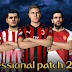 PES2016 Professionals Patch update 2019 V5.5 ابديت الخامس باتش بيس 16 بروفيشونال الدوري المصري احدث انتقالات 2019 حجم صغير