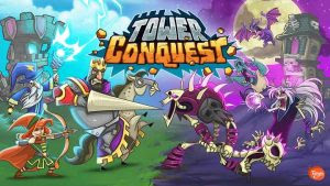 Download Tower Conquest MOD APK v22.00.17g Full Hack Android Unlimited Money Terbaru 2017