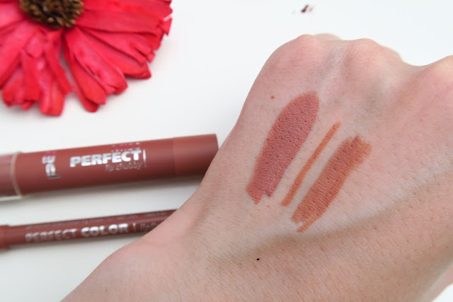 P2 Cosmetics neues Sortiment + SWATCHES
