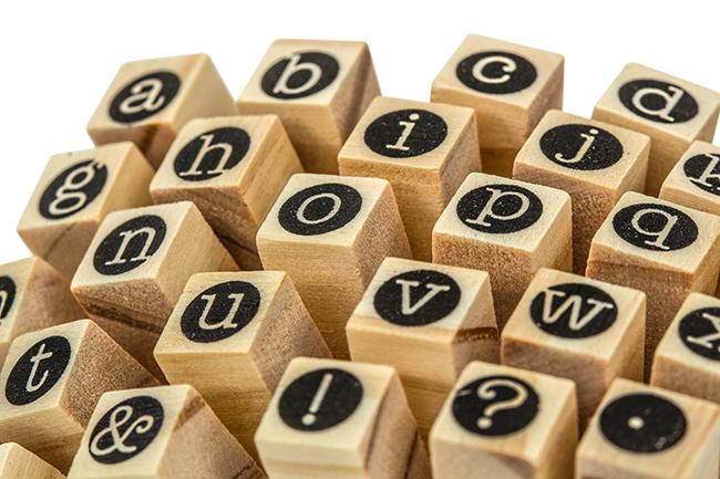 Tipografide Blok Kullanımı