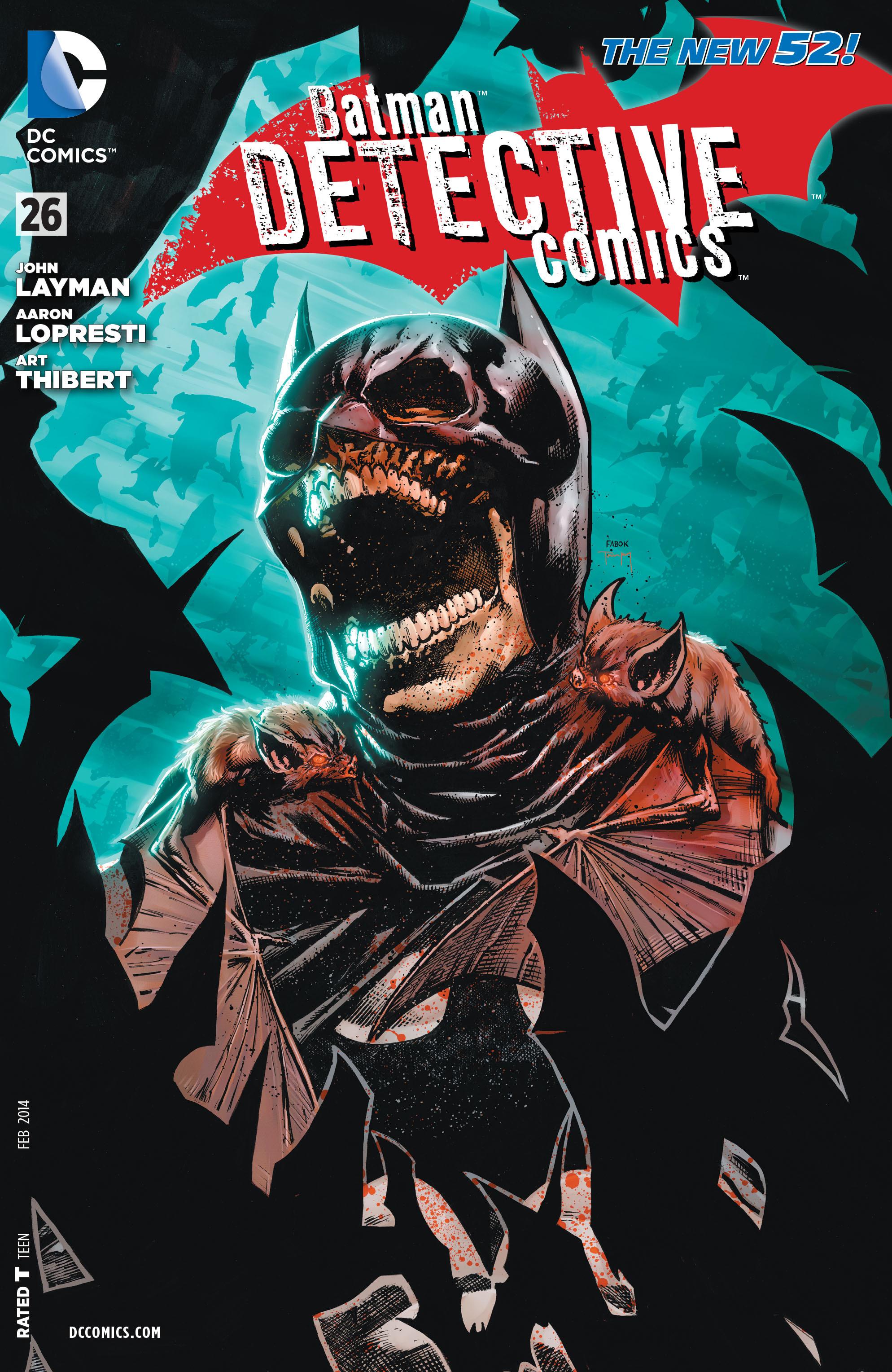 Detective Comics (2011) 26 Page 1