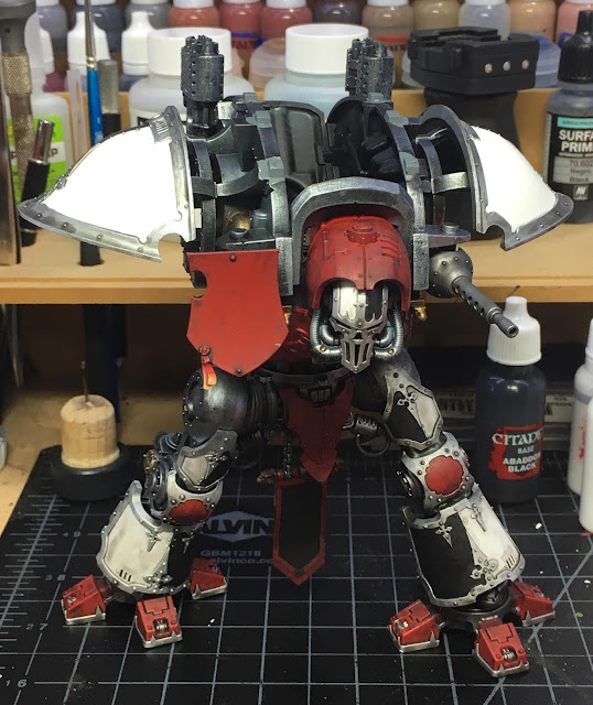 House Taranis Questoris Knight Paladin WIP