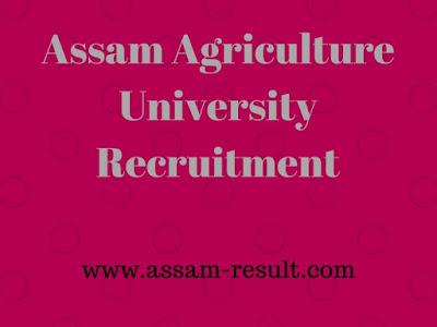 Assam Agricultural University