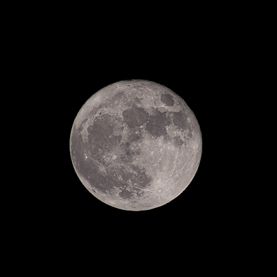 november 2016 supermoon at 300mm
