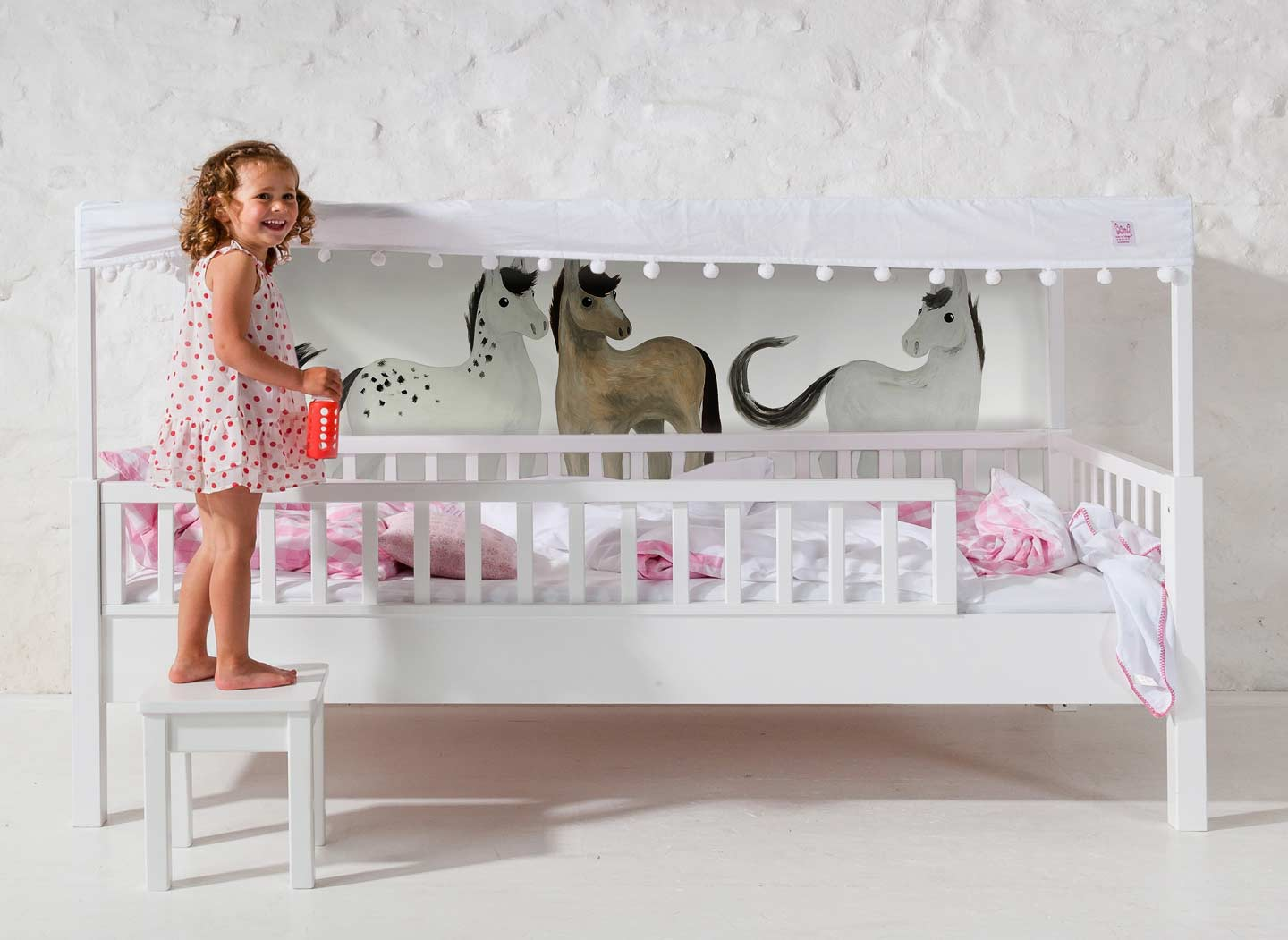 kinderbett ab 4 jahren flexa kinderbett play in grau. Black Bedroom Furniture Sets. Home Design Ideas