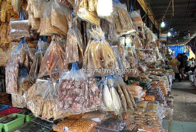 Pasar Ikan Masin KK