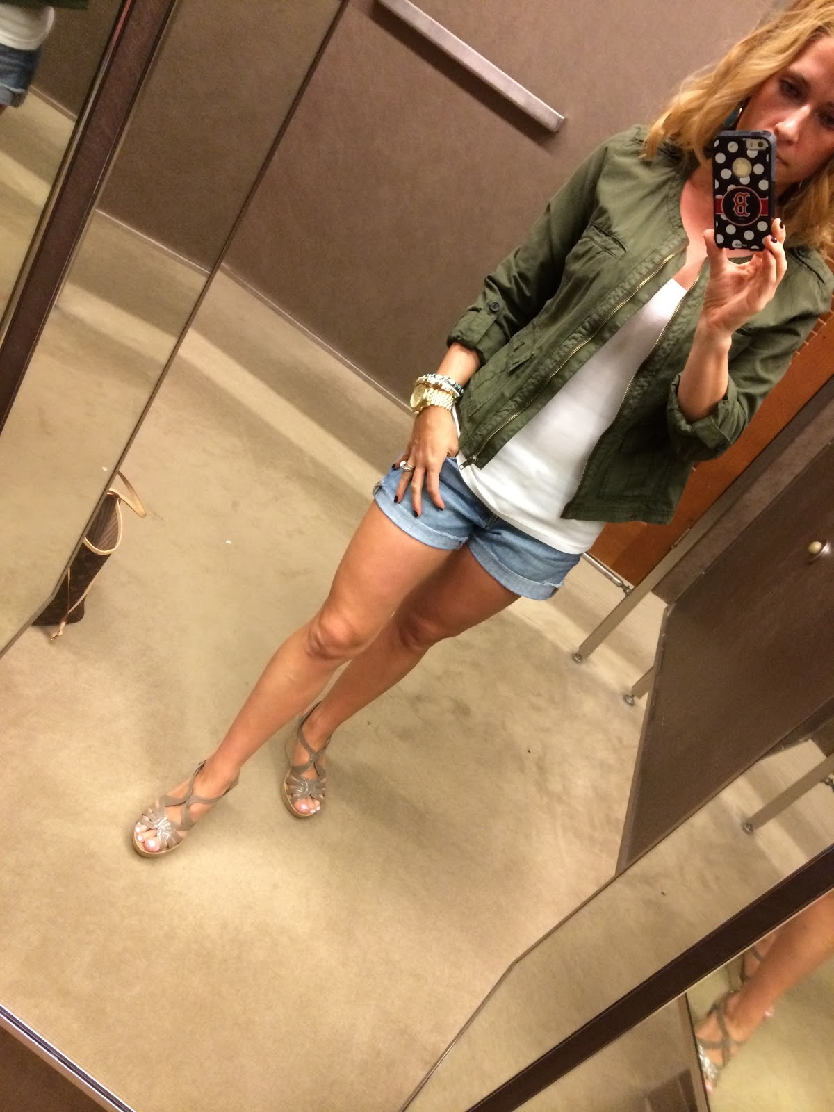 , Shopping with Sheaffer and Shay