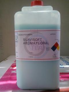 """El Suavizante es un producto de limpieza para lavanderia """"CORQUIFA"""" está desarrollado para el enjuague final de la ropa."""