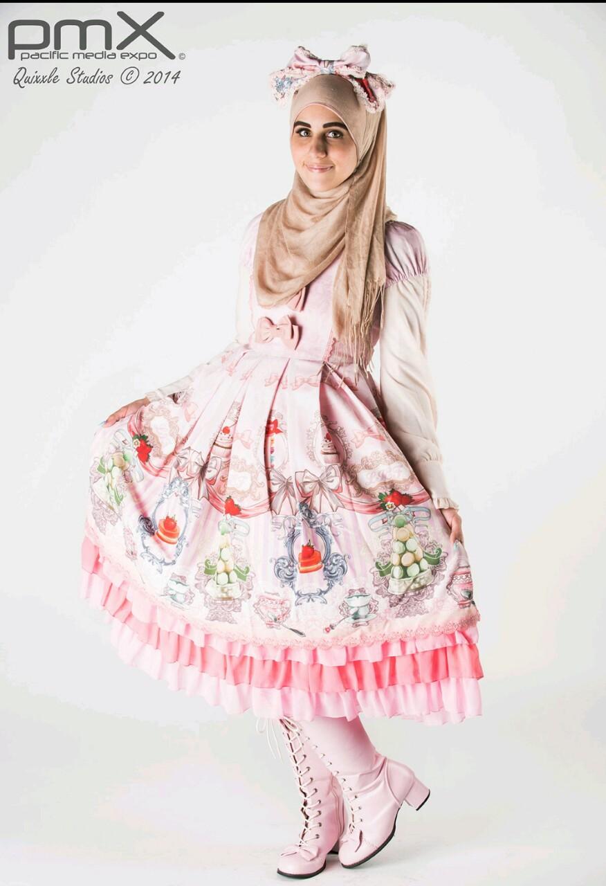 ازياء محجبات مستوحاة الموضة اليابانية tumblr_ngcv63qIhx1qi