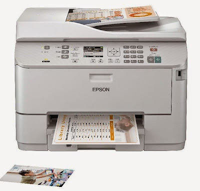 Download Driver Epson WorkForce WP-4095 DN