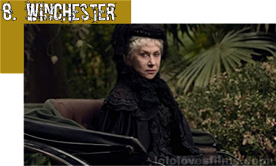 Winchester 2018 horror movie Helen Mirren