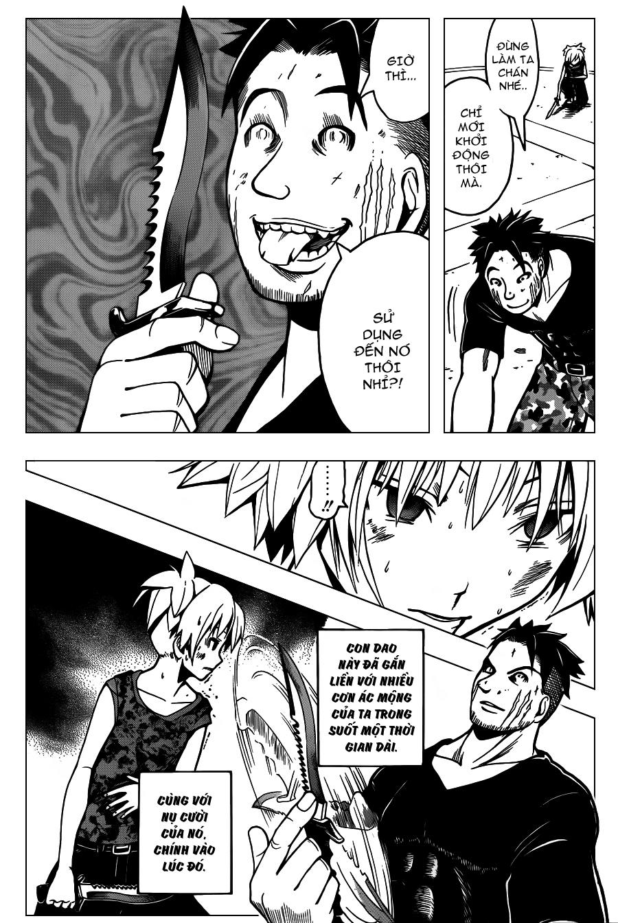 Ansatsu Kyoushitsu chap 71 trang 15