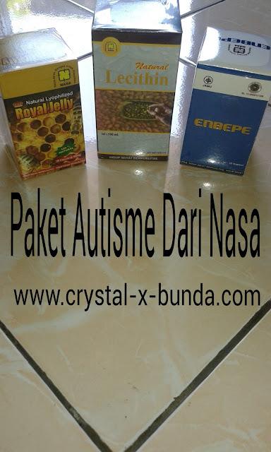 Gambar Paket Autisme Dari Nasa Natural Nusantara