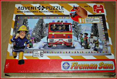 Fireman Sam Advent Calendar