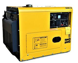 generator ggl induksi