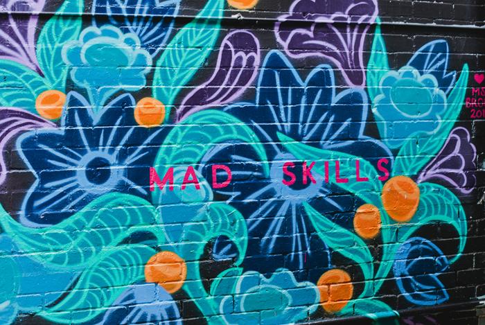 mural in lismore