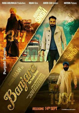 full cast and crew of Punjabi movie Banjara 2018 wiki, Banjara story, release date, Banjara Actress name poster, trailer, Photos, Wallapper