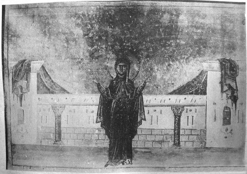 Преподобная Феодора Александрийская