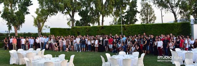 Δεξίωση του Μητροπολίτη Αργολίδος στους απόφοιτους μαθητές των Λυκείων