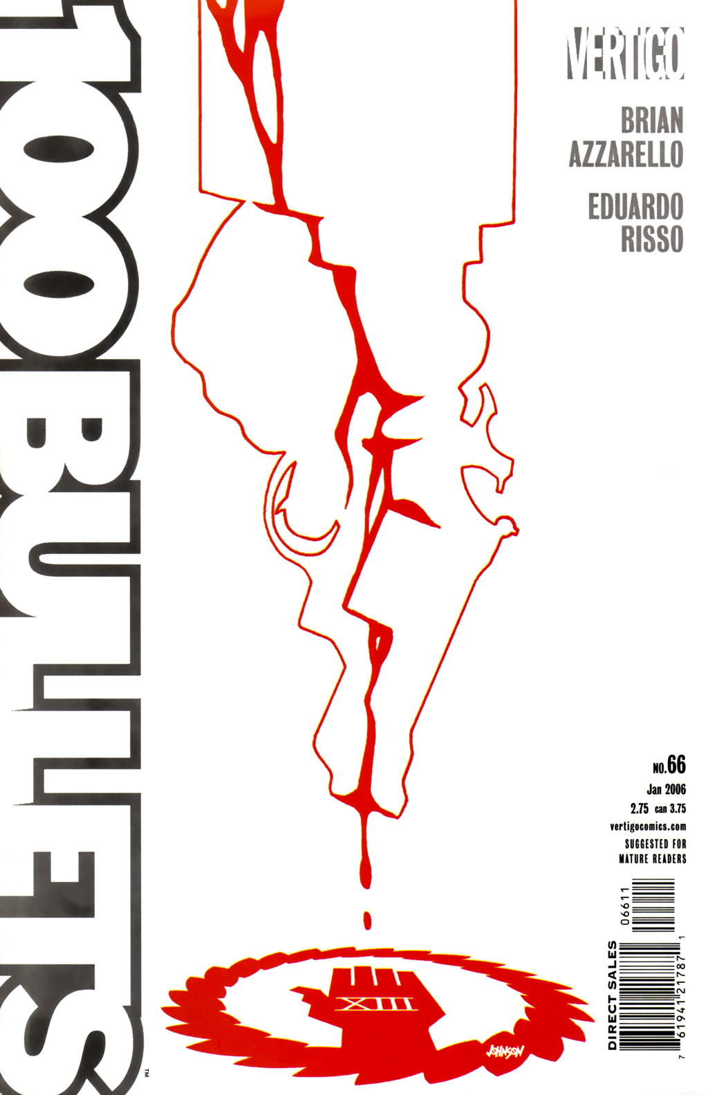 Read online 100 Bullets comic -  Issue #66 - 1