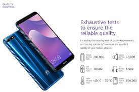 Huawei Y7 Prime 2018 Technology