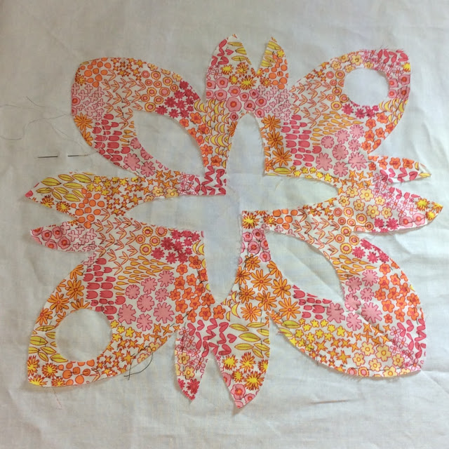 Hawaiian applique - Carolyn Friedlander