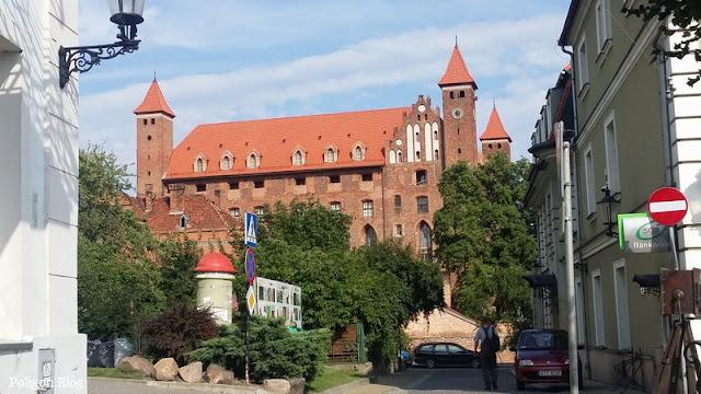 Gniew, zamek, Żuławy Wiślane