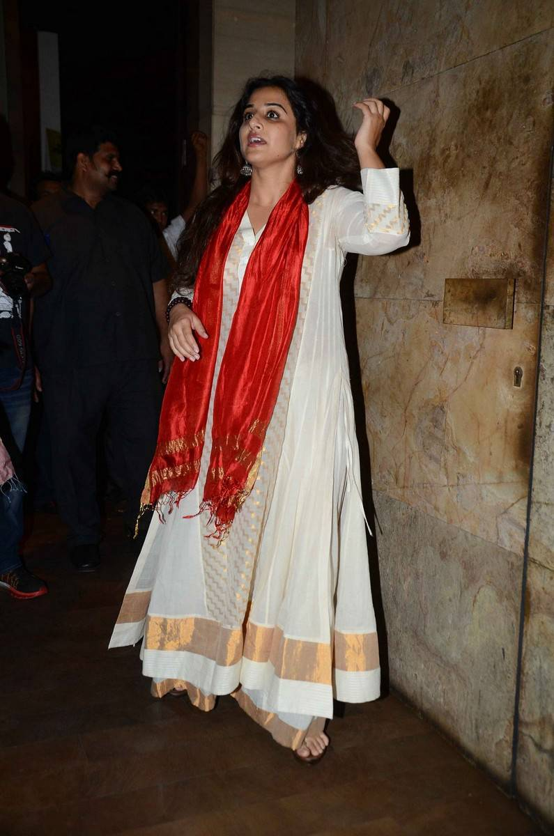 Bollywood Actress Vidya Balan  Latest Stills Photos