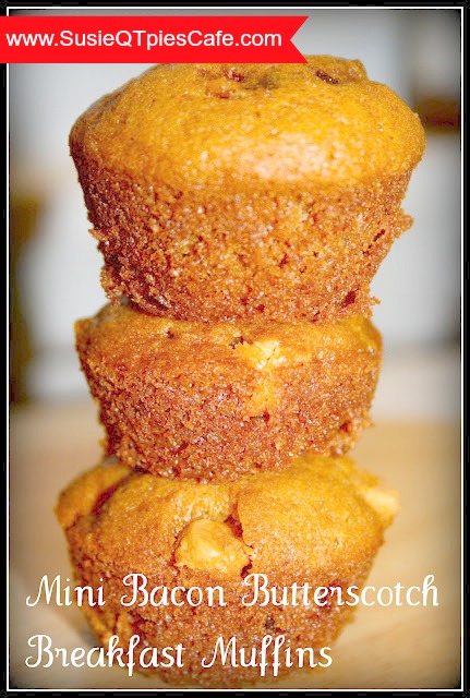Susieqtpies Cafe Bacon Butterscotch Breakfast Muffins Friendship Bread Recipe