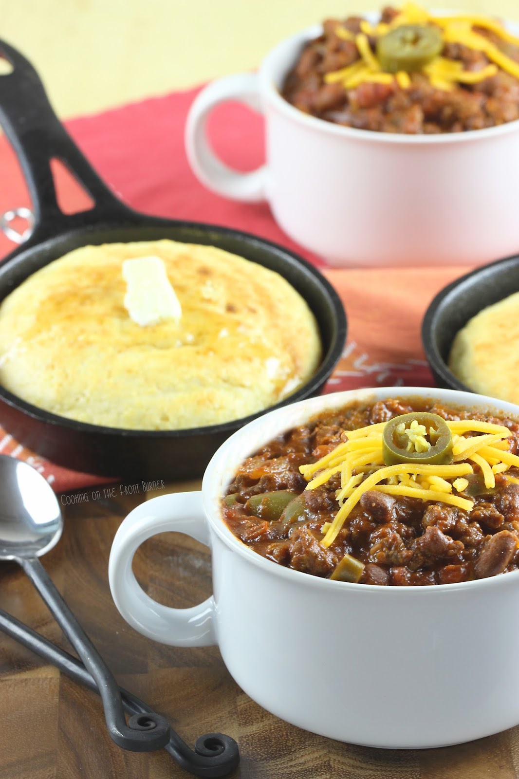 John's Lucky 27 Chili | Cooking on the Front Burner #chili