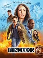Segunda temporada de Timeless