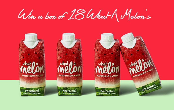 Win a box of 18 What A Melon