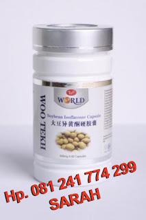 Soybean Isoflavone Capsule