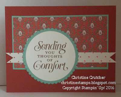 Stampin Up - Suite Seasons
