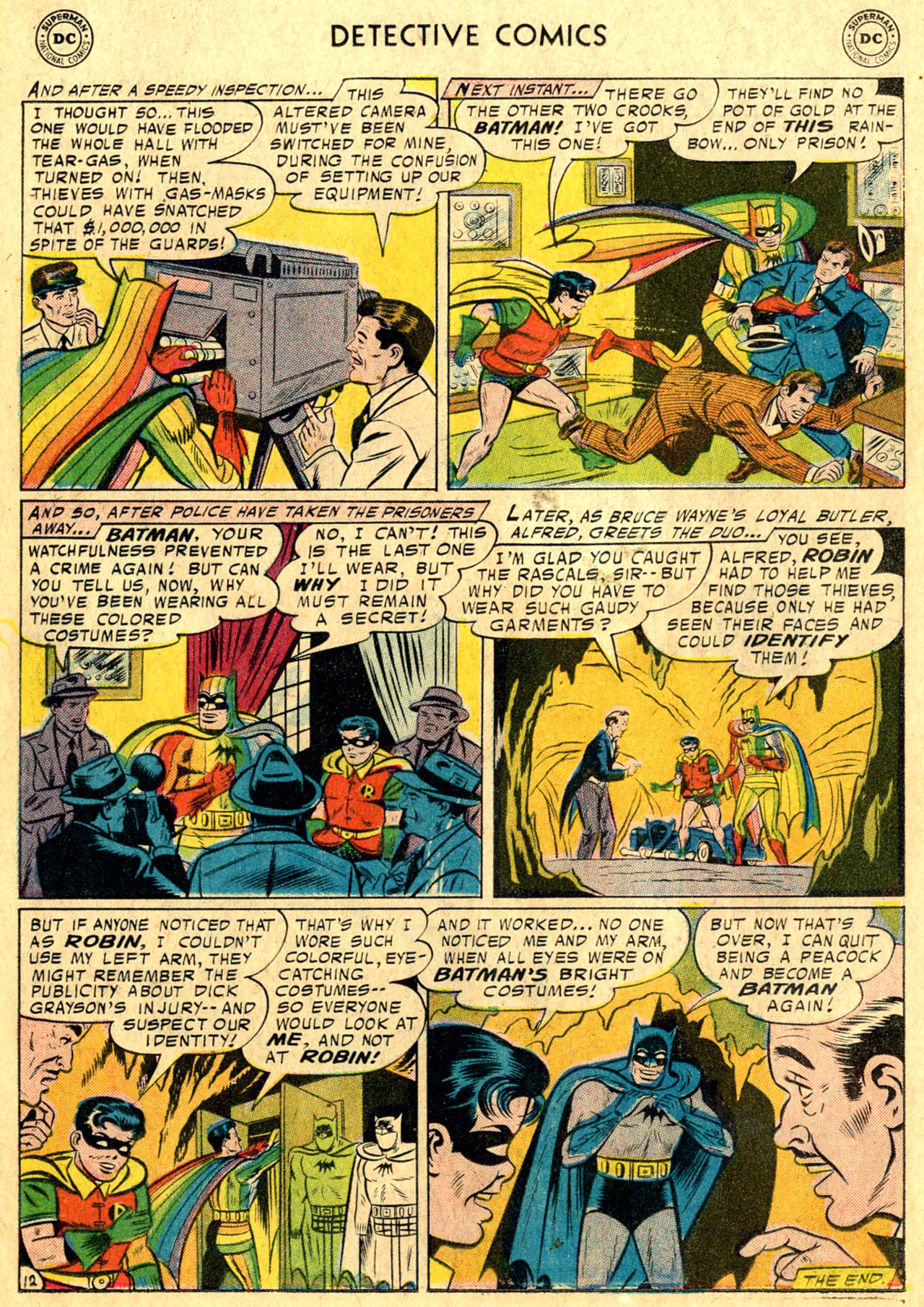 Read online Detective Comics (1937) comic -  Issue #241 - 14