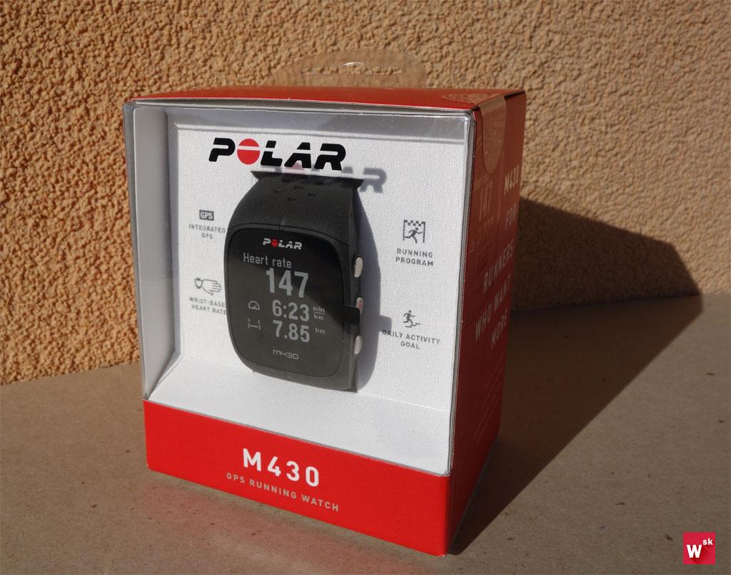 d911d64a052 Recenzia  Polar M430 nové multišport hodinky so senzorom tepu ...