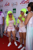Bollywood and TV Show Celebs Playing Holi 2017   Zoom Holi 2017 Celetion 13 MARCH 2017 028.JPG