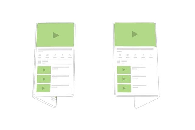 جوجل تتطلع إلى صنع هاتف قابل للطي