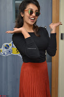 Tejaswini Madivada backstage pics at 92.7 Big FM Studio Exclusive  23.JPG
