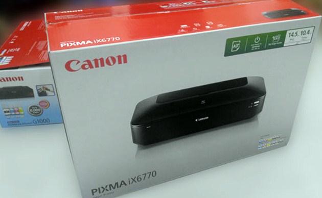 Canon PIXMA IX6770 - Google