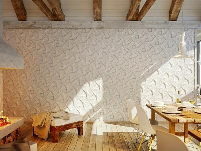 Enjoyable 40 Fascinating Yet Trendy 3D Wall Decor Panel Ideas You Should Not Inspirational Interior Design Netriciaus