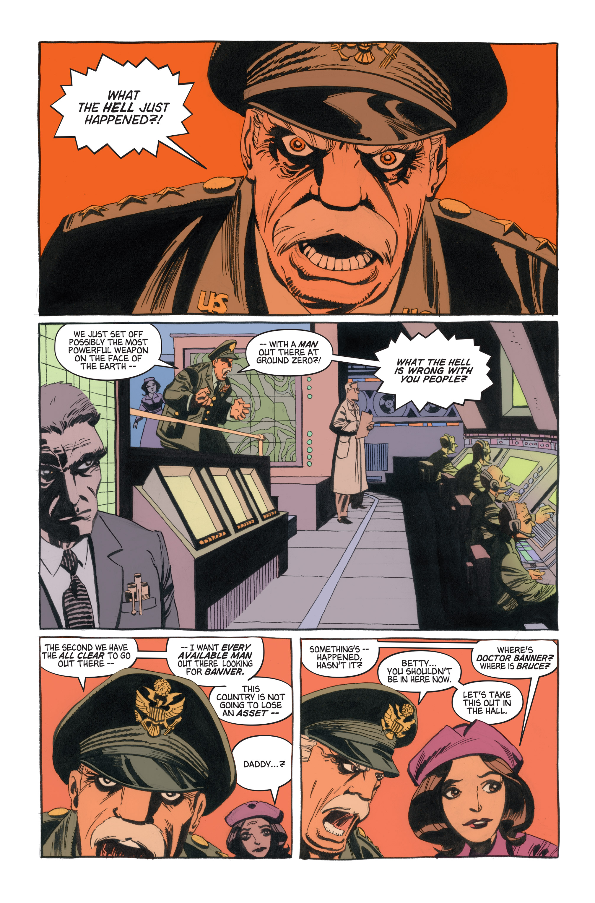 Read online Hulk: Gray comic -  Issue #1 - 9