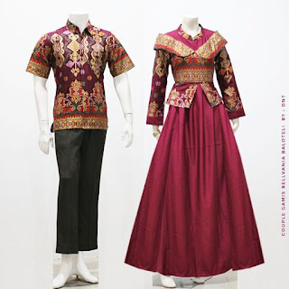 Batik Batik Couple Belvania